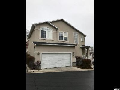 Provo UT Single Family Home For Sale: $314,900