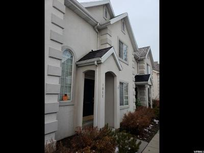 Pleasant Grove Townhouse For Sale: 1017 N 1140 W