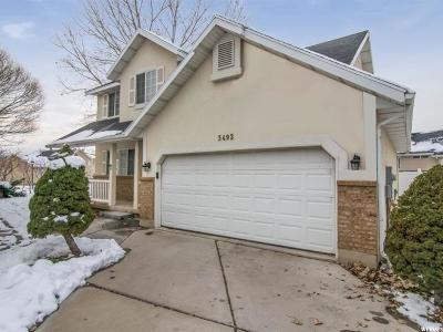 Lehi Single Family Home For Sale: 3492 W Colony Cv