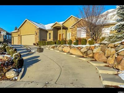 Cedar Hills Single Family Home For Sale: 9278 N Silver Lake Dr W
