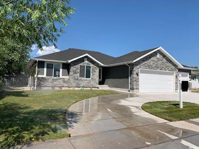 Riverton Single Family Home For Sale: 12750 S 2700 W