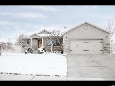 Smithfield Single Family Home For Sale: 132 E 570 N
