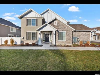 Davis County Townhouse For Sale: 338 S 600 W