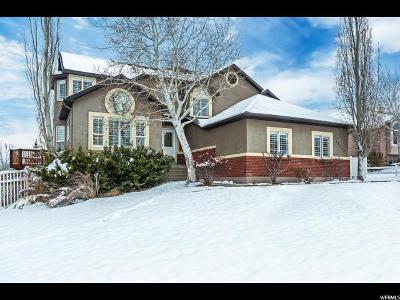 Draper Single Family Home For Sale: 13643 S Hackamore Dr