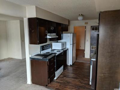 Weber County Condo For Sale: 4608 S 1900 W