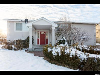 Orem Single Family Home For Sale: 507 N 1025 W