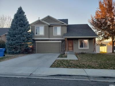Lehi Single Family Home For Sale: 1475 N 1975 W