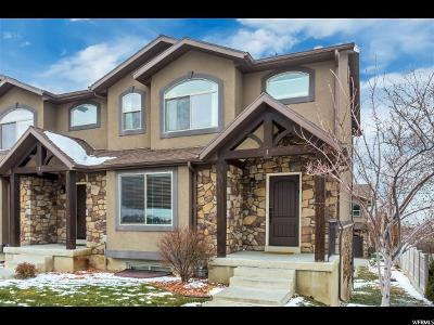 Weber County Townhouse For Sale: 2025 Tyler Ave #1