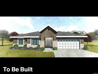 Santaquin Single Family Home For Sale: 467 Travertine Way
