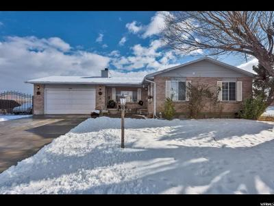 Riverton Single Family Home For Sale: 12757 S 2295 W