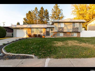 Weber County Single Family Home For Sale: 1568 E 12th