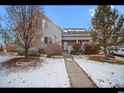 Tooele County Single Family Home For Sale: 15 W 1680 N