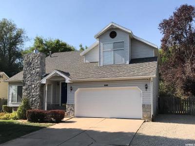 Davis County Single Family Home For Sale: 803 E Creekside Dr