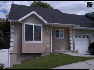 Rental For Rent: 224 W 300 N