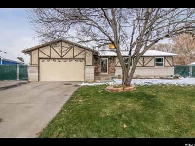 Murray Single Family Home For Sale: 5949 Sandusky Cir S