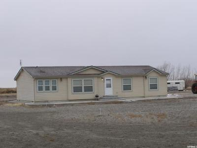 Single Family Home For Sale: 8895 N 5500 W