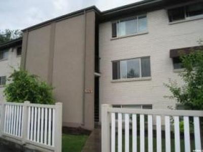 Salt Lake City Condo For Sale: 1338 E Woodland Ave S #1