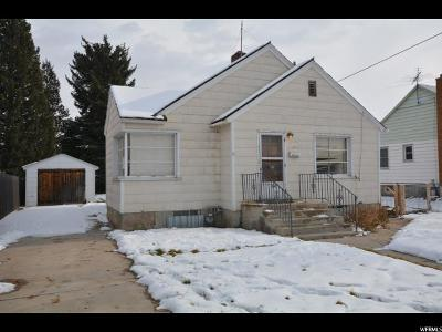 Wasatch County Single Family Home For Sale: 360 N 100 W