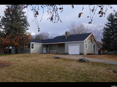 Weber County Single Family Home For Sale: 3480 S Tyler Ave E