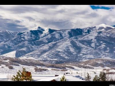 Wasatch County Residential Lots & Land For Sale: 2990 E Ridgeway Dr
