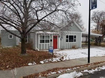 Sandy Single Family Home For Sale: 54 E Main St S