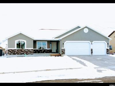 Tooele County Single Family Home For Sale: 1209 S 1010 W