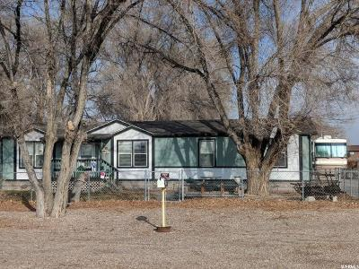 Delta UT Single Family Home For Sale: $189,900