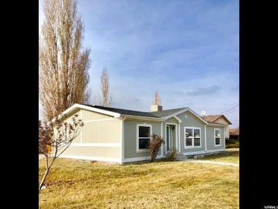 Weber County Single Family Home For Sale: 3102 W 4800 S