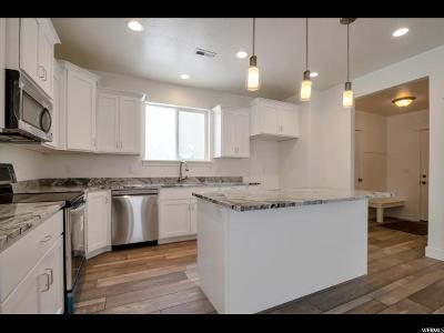 Springville Single Family Home For Sale: 219 N 750 W