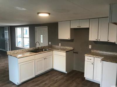 Layton Single Family Home For Sale: 2600 N Hill Feild N #24