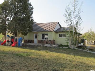 Ferron UT Single Family Home For Sale: $123,700