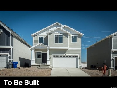Herriman Single Family Home For Sale: 3491 W Hamm Ln #129