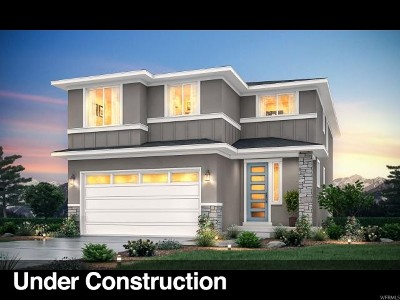 Herriman Single Family Home For Sale: 3478 W 15000 S #117