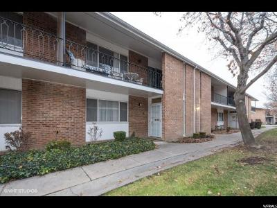 Murray Townhouse For Sale: 765 Three Fountains Cir #32