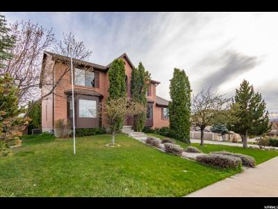 Provo UT Single Family Home For Sale: $539,000