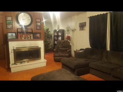 Preston Single Family Home For Sale: 271 E 2 N