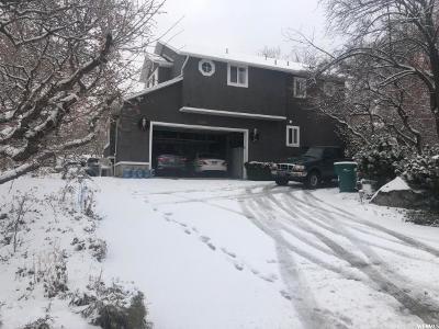 Layton Single Family Home For Sale: 2787 E Oak Ln N
