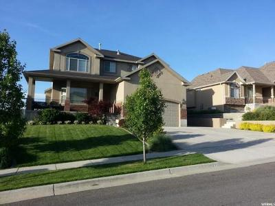 West Jordan Single Family Home For Sale: 5677 W Lugano Dr