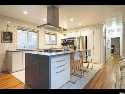 Holladay Single Family Home For Sale: 5212 S Eastmoor Rd E
