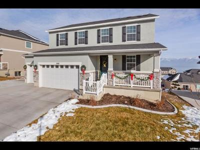 Saratoga Springs Single Family Home For Sale: 3082 S Tytus Ln