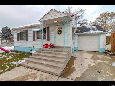 Orem Single Family Home For Sale: 444 N 950 W