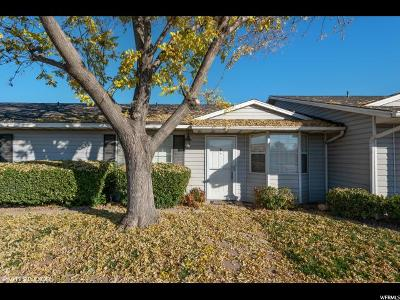 St. George Townhouse For Sale: 1015 S River Road E