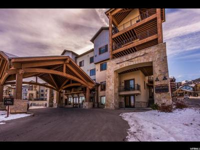 Park City Condo For Sale: 2669 Canyons Resort Dr #306