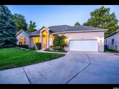 Holladay Single Family Home For Sale: 2325 E Makenna Ct