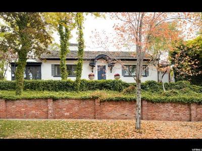 Salt Lake City Single Family Home For Sale: 80 N Wolcott St