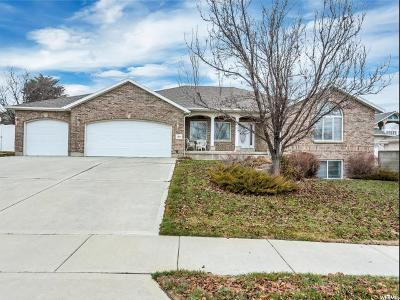 South Jordan Single Family Home For Sale: 1164 W Wasatch Downs Dr S