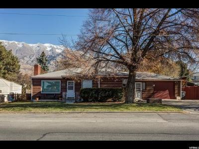 Pleasant Grove Single Family Home For Sale: 790 N 300 E