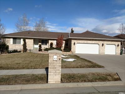 Tooele UT Single Family Home For Sale: $420,000