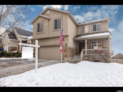 Cedar Hills Single Family Home For Sale: 10427 N Tamarack Way