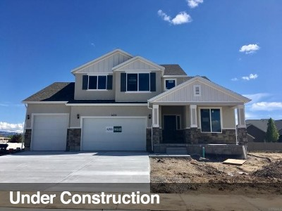 Layton Single Family Home For Sale: 1453 W 425 S #201